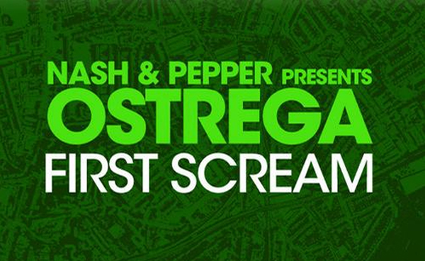 Ostrega - First Scream Header