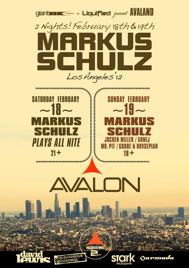Avalon Flyer