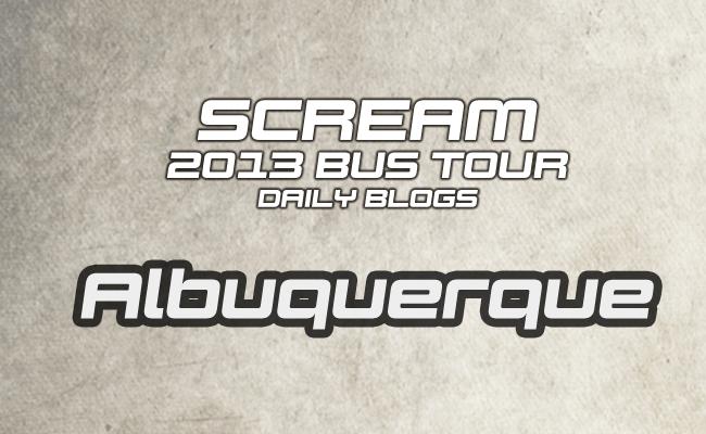 Scream Bus Tour: Albuquerque