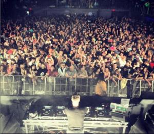 Scream Tour Blog: D.C. Echostage Crowd
