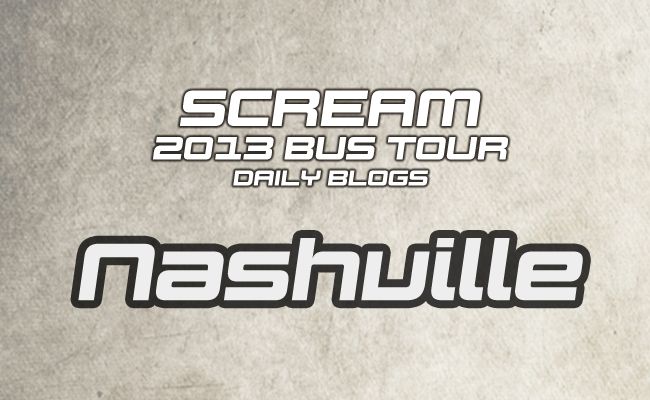 Scream Bus Tour: Nashville
