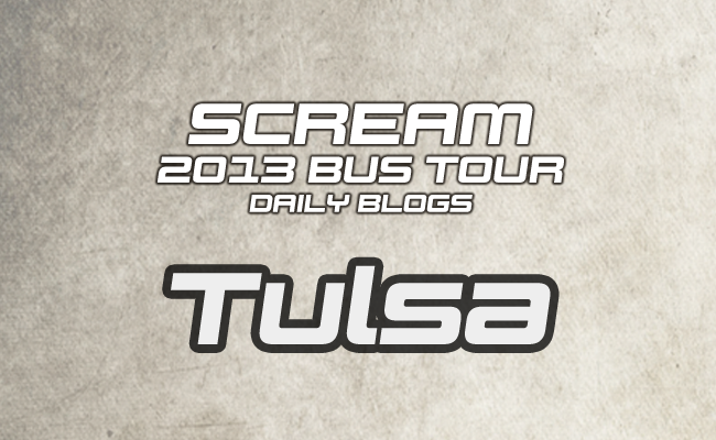 Scream Bus Tour: Tulsa