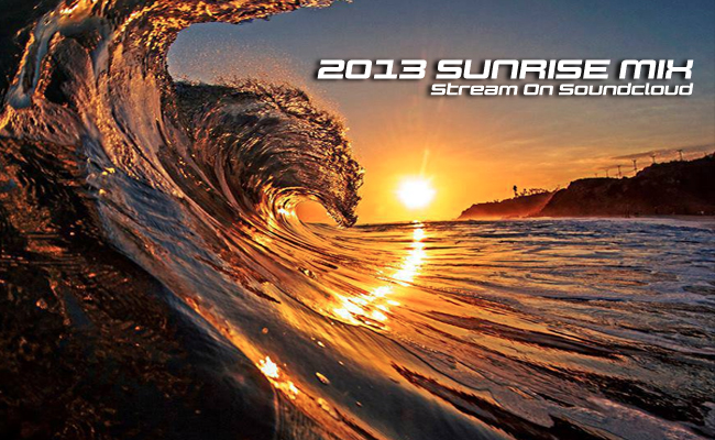 2013 Sunrise Set